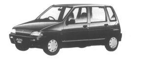 Suzuki Alto P4 4WD 1994 г.
