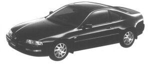 Honda Prelude Si VTEC 1994 г.