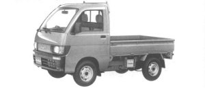 Daihatsu Hijet CLIMER 4WD 1994 г.
