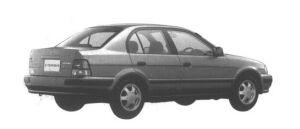 Toyota Corsa VIT-X 1500EFI 1994 г.