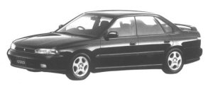 Subaru Legacy TOURING SPORT TS TYPE R 1994 г.