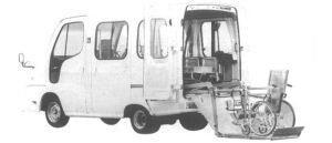 Nissan Atlas Loco 2WD 1994 г.
