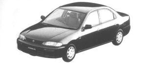 Mazda Familia SEDAN LS 1994 г.