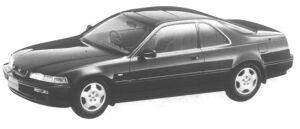 Honda Legend COUPE a TOURING 1994 г.