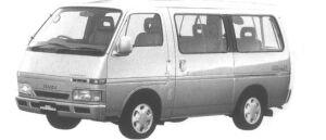 Isuzu Fargo 2WD LS 1994 г.