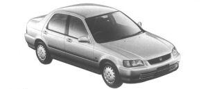 Honda Domani Vi 1994 г.