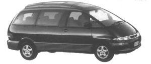 Toyota Estima Emina G LUXURY 1994 г.