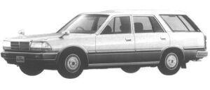 Nissan Gloria WAGON V20E SGL 1994 г.