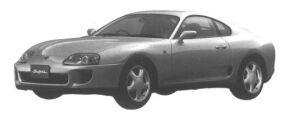 Toyota Supra GZ 1994 г.