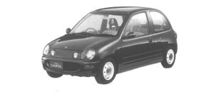 Mazda Autozam CAROL f-TYPE 1994 г.