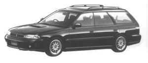 Subaru Legacy 4WD TOURING WAGON GT/B-SPEC 1994 г.