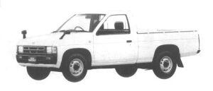 Nissan Datsun 2WD STANDARD BODY DX GASOLINE 1994 г.