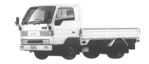 Mazda Titan 2T STANDARD CAB&BODY, FULL WIDE&LOW 3.5L 1994 г.