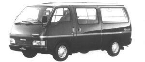 Isuzu Fargo LONG VAN LT 2WD 1994 г.