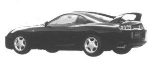 Toyota Supra SZ-R 1994 г.