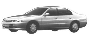 Mitsubishi Eterna 1.8 16V EXE 1994 г.