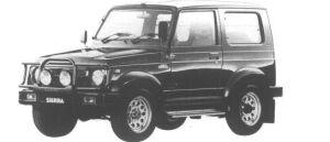 Suzuki Jimny Wide 1300 SIERRA 1994 г.