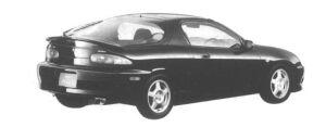 Mazda Autozam AZ-3 1800GT-A 1994 г.