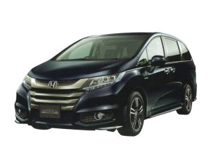 Honda Odyssey Hybrid ABSOLUTE - Honda SENSING EX Package (7 Seater) 2018 г.