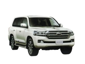 Toyota Land Cruiser ZX 2018 г.