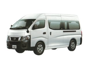 Nissan NV350 Caravan Van DX (2WD, Gasoline) Super Long Body, High Roof, Standard Width, Low Floor, 9-passenger, 4 Doors 2018 г.