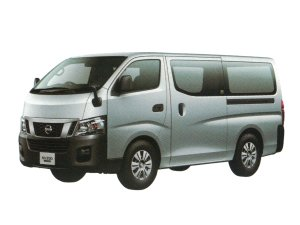Nissan NV350 Caravan Van DX (2WD, Gasoline) Long Body, Standard Roof, Standard Width, Low Floor, 3-passenger, 5 Doors 2018 г.