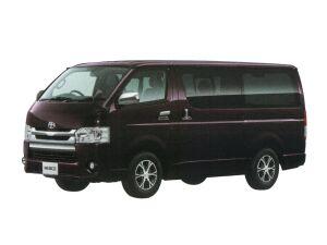 Toyota Hiace Van Long Van, 2/5-Seater, 5 Doors, Super GL (2WD - 3000 diesel) 2018 г.