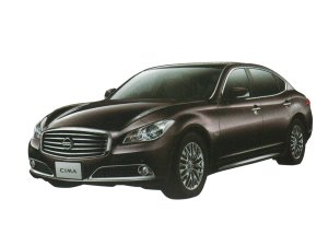 Nissan Cima Hybrid Vip G 2018 г.