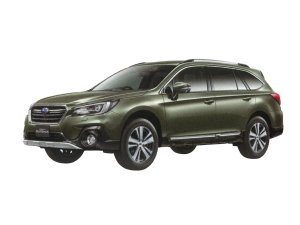 Subaru Outback Legacy Outback Limited 2018 г.
