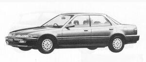 Honda Integra 4DOOR HARD TOP ZX-EXTRA 1991 г.