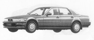Honda Vigor TYPE W 1991 г.