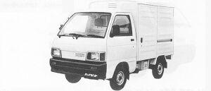 Daihatsu Hijet PANEL VAN 1991 г.