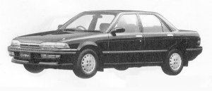 Toyota Carina SEDAN 1800SE EXTRA 1991 г.