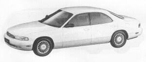 Mazda Sentia 25 LIMITED S 1991 г.