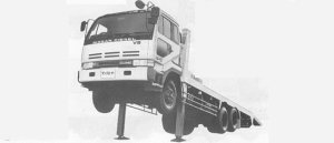 Nissan Big Thumb CW (6*4) DUMP ROADER 1991 г.