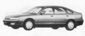 Mazda Efini MS-6 18 TYPE-G 1991 г.