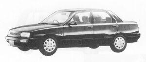 Daihatsu Applause LIMITED 1991 г.