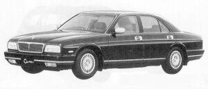 Nissan Cima TIPY III LIMITED L AV 1991 г.