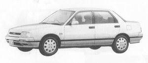 Daihatsu Applause 16RI 1991 г.