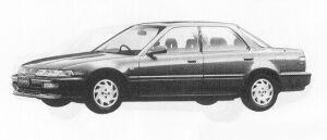 Honda Integra 4DOOR HARD TOP ESi 1991 г.