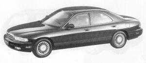 Mazda Sentia 30 LIMITED G 1991 г.