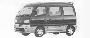 Suzuki Every INTERCOOLER TURBO PS 1991 г.