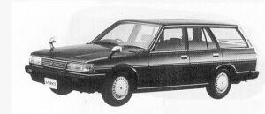 Toyota Mark II VAN 1800GL 1991 г.