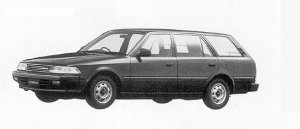 Toyota Corona VAN 1500GX 1991 г.