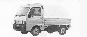 Subaru Sambar Truck HIGH ROOF SDX (4WD) 1991 г.