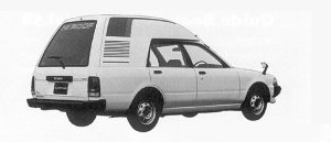 Toyota Carina HIGH ROOF VAN 1991 г.