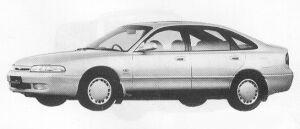 Mazda Efini MS-6 20 TYPE-G 1991 г.