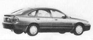 Mazda Efini MS-6 18 TYPE-S 1991 г.