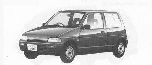 Suzuki Alto 3DOOR CE-L 1991 г.