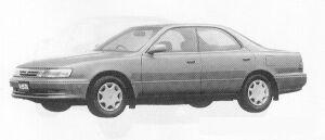 Toyota Vista HARD TOP 1800VR 1991 г.